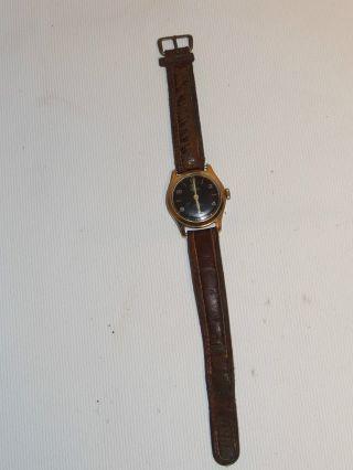 Kienzle Uhr Antimagnetic Handaufzug True Vintage/ A3 Bild