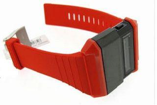 Diesel Dz7198 - Digital Silikon Band - Herren Armband Uhr Bild