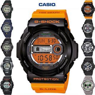 Casio G - Shock Multifunktionsuhren Analog / Digital Unisex Für Damen Und Herren Bild