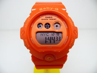 Casio Baby - G 3297 Bg - 6902 Digital Damen Jugend Armbanduhr Worldtime 20 Atm Watch Bild