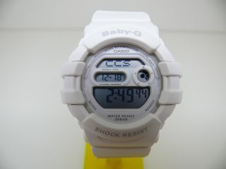Casio Baby - G 3277 Bgd - 140 Digital Damen Jugend Armbanduhr Worldtime 20 Atm Watch Bild