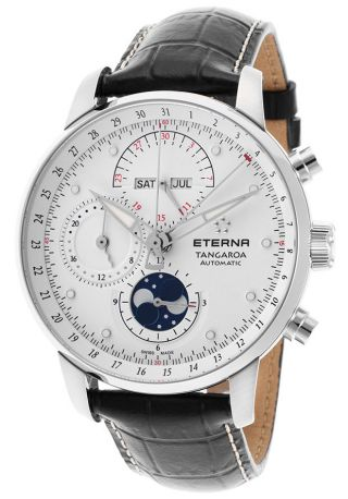 Eterna Tangaroa Moonphase Chronograph Bild