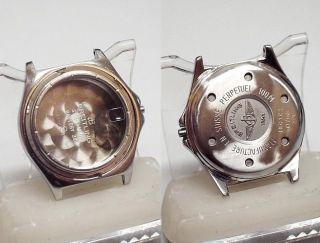 Breitling - Perpetuel - Damen - Uhrengehäuse Ref: B62022 0768 - Stahl Bild