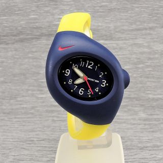 Armbanduhr Nike Analog Triax Junior Wr0033 - 701 Quarz Quartzuhr Kunststoff Bild