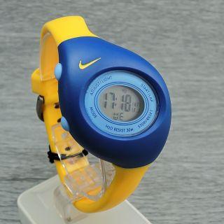 Armbanduhr Unisex Nike Wr0017 - 703 Quarz Digital Alarm Chronograph Bild