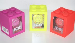 Ice - Watch Ice - Summer Neon Purple,  Yellow Oder Red Big Big Uvp 99,  00€ Bild