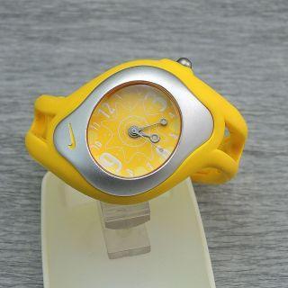 Armbanduhr Nike Triax Sweeper Analog Wk0004 - 707 Quarz Quartzuhr Uhr Kinderuhr Bild