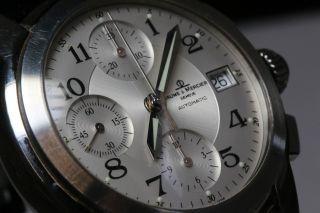 Baume & Mercier Chronograph,  Capeland,  Stahl,  Ohne Box Avs2734 Dif Rwt1 Bild