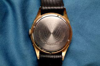 Mauthe,  Seltene Armbanduhr Aus Den 50er Jahren Bild