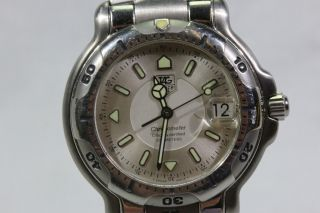Tag Heuer Chronometer,  Stahl,  Automatikwerk,  Wh5111 Avs2721 Dif Rwt1 Bild