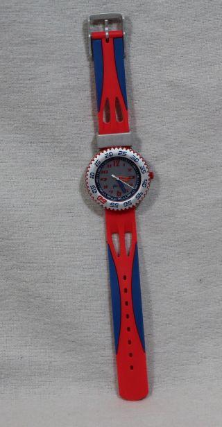 Flik Flak Geometrical Perfection Fcs011 Kinderarmbanduhr Armbanduhr Bild