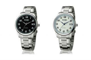 Eyki Automatik Meschanisch Armbanduhr Herrenuhr Uhr Datum Wasserdicht Efl8500 Bild
