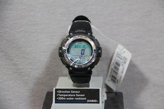 Casio Uhr Armbanduhr Herren Sgw - 100b - 3vef 200 Meter Wasserdicht Bild