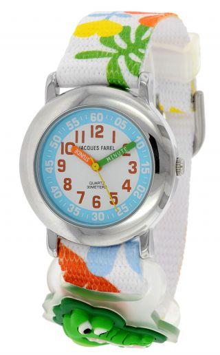 Jacques Farel Uhr Kinder - Armbanduhr Hbbc1234 - G Bild