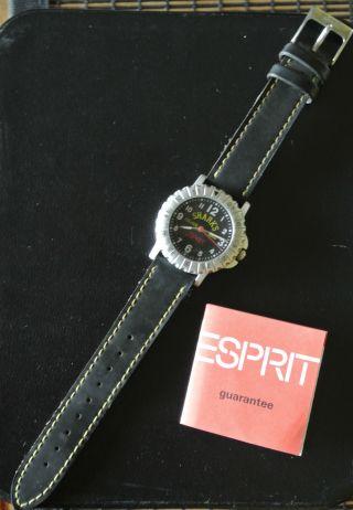 Esprit Kinder - Armbanduhr,  Shark`s College,  Getragen Bild