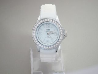 Tom Watch,  Crystal Sugar White,  40 Mm,  Wa00068 - 2 Bild