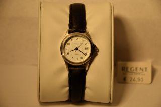 Uhr Armbanduhr Regent Quarz 6.  15.  79.  19 Uvp:24,  90€ Bild