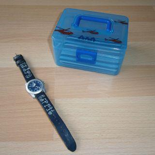 Esprit Kinderuhr Uhr Mädchen Armbanduhr Blau Get Together Mit Geschenkbox Bild