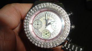 Tempic Strass Damen Uhr Top Bild