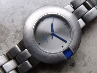 Hochwertige Boccia Titanium Damenarmbanduhr Ref.  381 - Titan An Titanband Bild