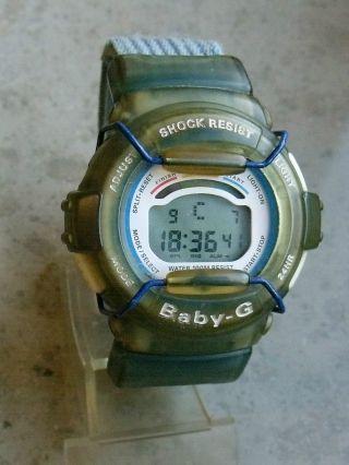 Casio Baby - G Bg - 310 Die Kleine 40mm G - Shock Mit Modul - 1522 Mit Gitter Bild