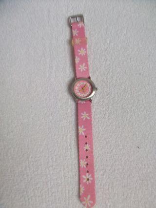 Mädchen Armbanduhr Bild