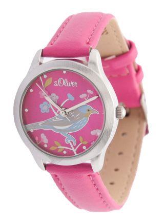 S.  Oliver Damen Armbanduhr,  Uhr,  Watch,  So - 2516 - Lq Bild