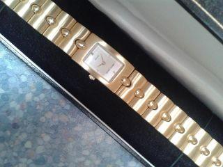 Pierre Cardin - Damenarmbanduhr - Vergoldet - Zeitlos Schön Bild