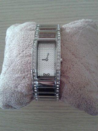 Dolce & Gabbana Ladies D&g Edie Crystal Damen Uhrnp 325€ Bild