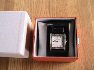 Neue Breitband Uhr - Pilotenuhr - Schwarz - Bild