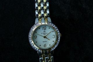 Eternal Love Quarz Damen Uhr Armbanduhr Damenuhr Wrist Watch Quartz Bild