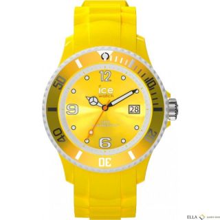 Ice - Watch Kinder Damenuhr Datum Quarz Silikon Si.  Sun.  U.  S.  13 Sunshine Unisex Bild