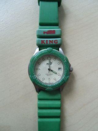 Puma Orginal Armbanduhr Unisex Kinder Uhr Uhren Bild