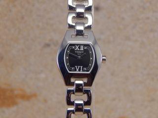 Tissot Quarz T07.  1.  285.  53 Damen - Armbanduhr W117 Bild