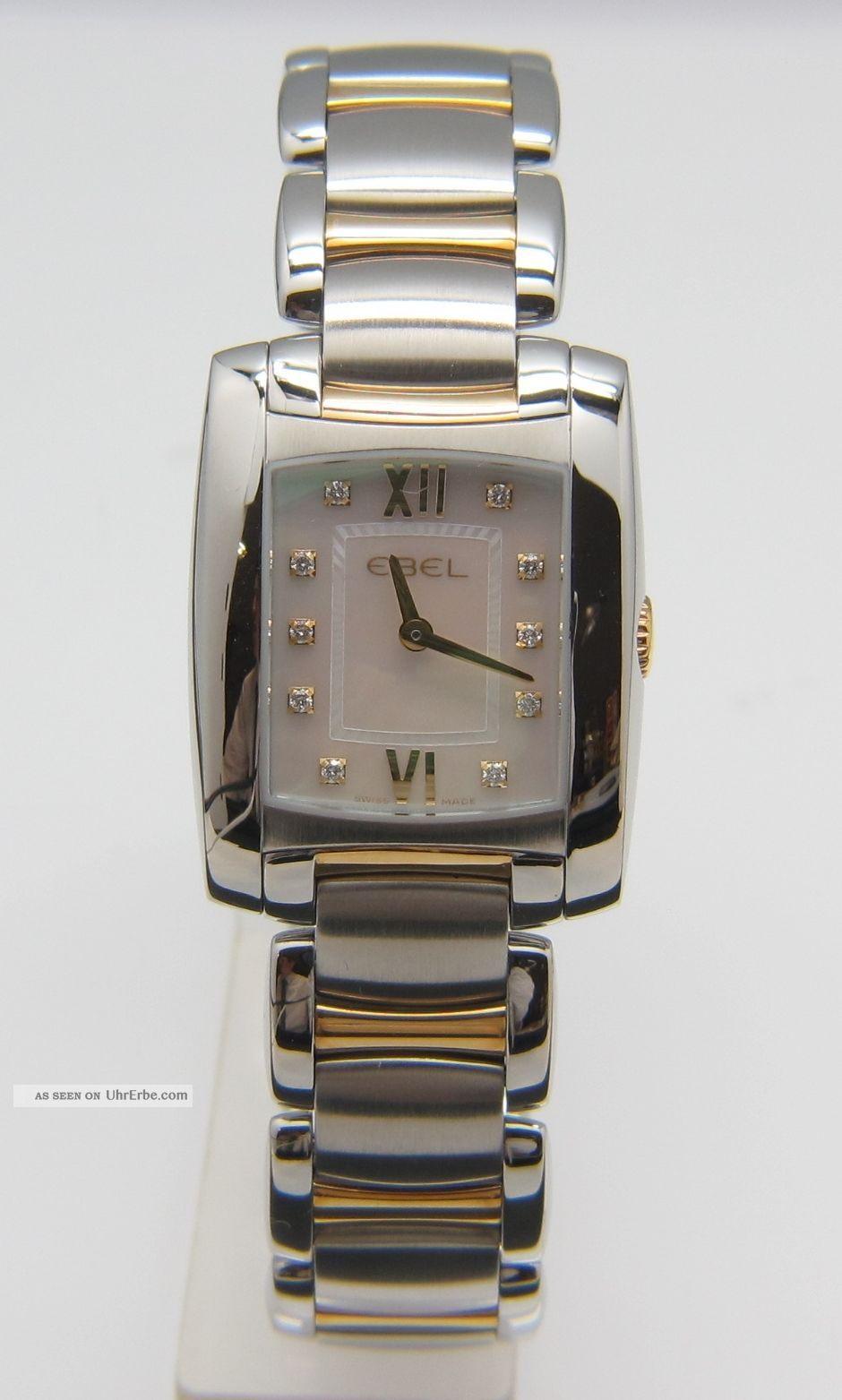 Ebel Damenarmbanduhr Brasilia Mini,  Referenz 1215768 Armbanduhren Bild