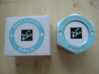 Casio Baby G Casio Uhr Bga - 130 - 2ber,  Np 99,  Stoßfest,  Resingehäuse,  Timer. Bild