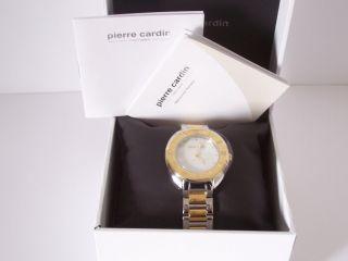 Pierre Cardin Levant Damenuhr Edelstahl - Armband Bild