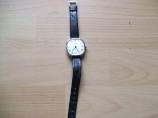 Armbanduhr Sammlung Alte Lugano Mechanisch - Handaufzug Damenuhr Bild