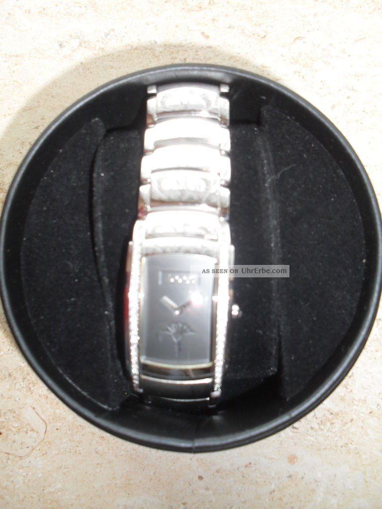 Elegante Joop Damen Armbanduhr Tl459 4 Schwarzes Zifferblatt Zikonia Besatz Top Armbanduhren Bild