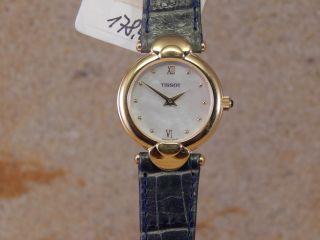Tissot T48.  9.  135.  76 Quarz Damen - Armbanduhr W126 Bild