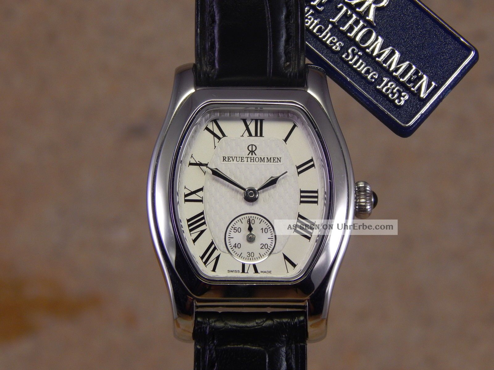 Revue Thommen 12515.  3538 Damenarmbanduhr Armbanduhren Bild