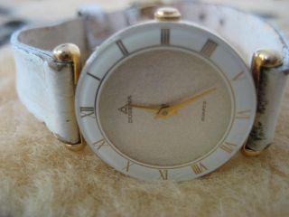 Dugena Armbanduhr,  Uhr Läuft,  Batterie Varta Ist Bild