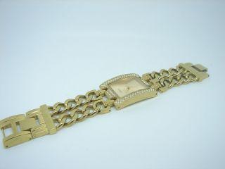 Guess Uhr Damenuhr Armbanduhr Quartz Damen Schmuckuhr Golduhr Bild