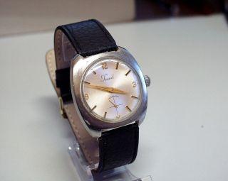 Juwel - Herren - Uhr Mit Wehrmachtswerk Rarität Bild