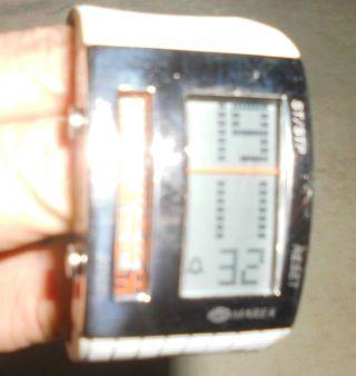35162 Marea Große Damen Uhr Silber Natur Neuwertig Bild