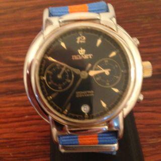 Poljot Chronograph 23 Jewels Bild