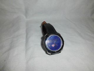 Schubladenfund 1 Edle Benetton Armbanduhr Uhr Accessoire Sammler Schmuck Silber Bild
