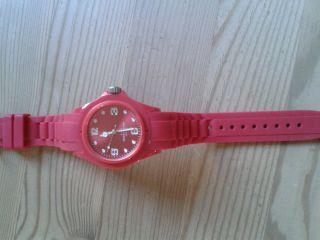 Kinder Uhr Quartz Rot Bild