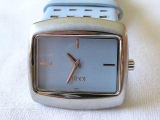 Klassische Damenuhr Uhr Armbanduhr Marke: Mexx Und Unbenutzt Bild