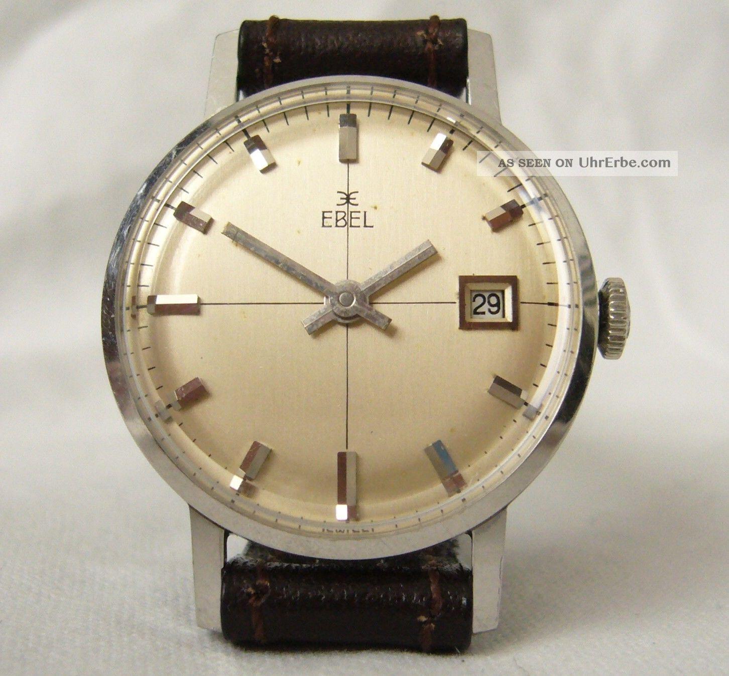 Ebel Mechanisch Damen Armbanduhr Armbanduhren Bild